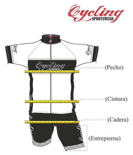 Maillot Infantil Ciclismo