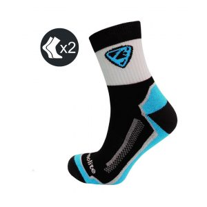 Calcetines Ciclismo Thermolite Azul