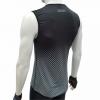 Camiseta rejilla sin mangas maia espalda