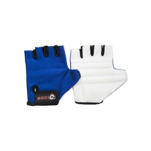Guantes ciclismo infantiles azules