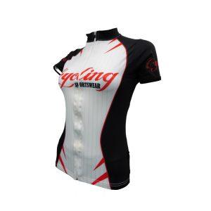 Maillot Ciclismo Retro Mujer